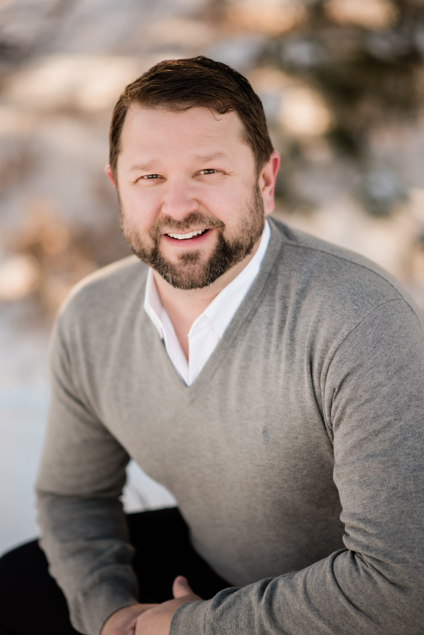 Dr. Matthew Lake is a family dentist in Sterling Ranch, Colorado.